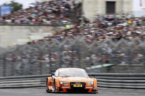 'Mister Norisring' gives Audi fans rise to hope