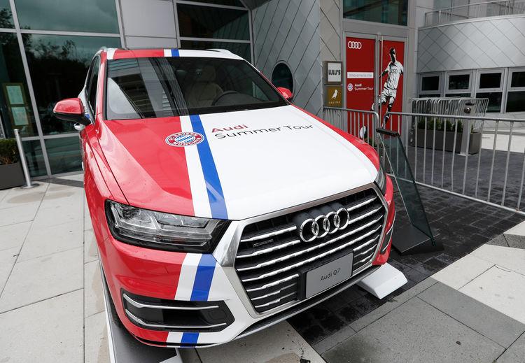 Audi Summer Tour 2016