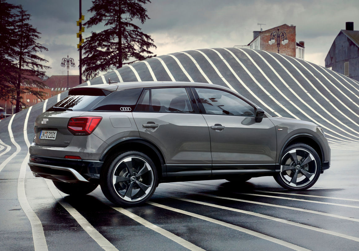 Sporty Special Edition The Audi Q2 1 Mediacenter A6 All Lights Meaning