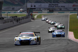 Audi R8 LMS Cup 2016, Malaysia