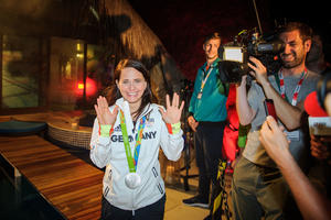 Olympic Games in Rio de Janeiro