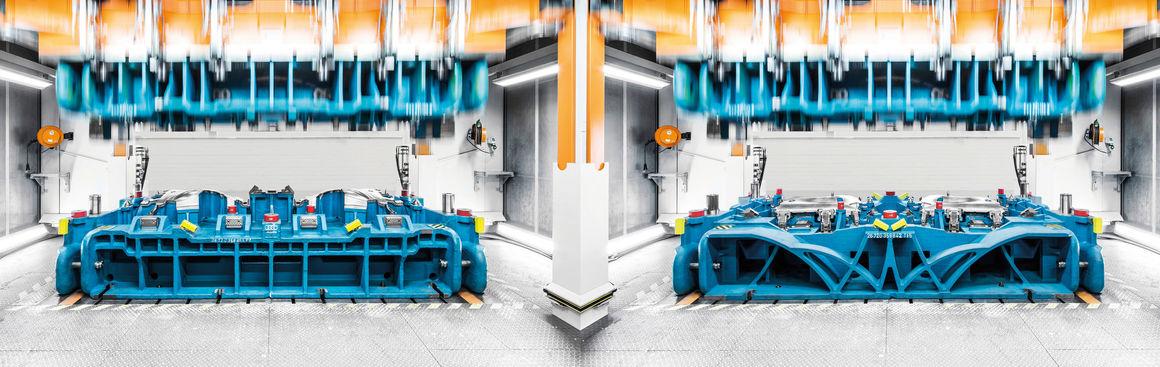 Audi develops a new generation of tools