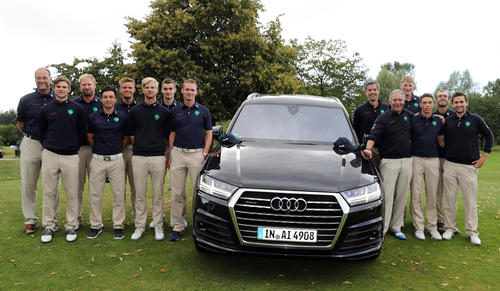 KRAMSKI Deutsche Golf Liga presented by Audi