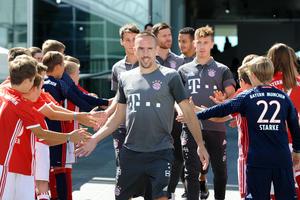 FC Bayern startet mit Audi in die Saison