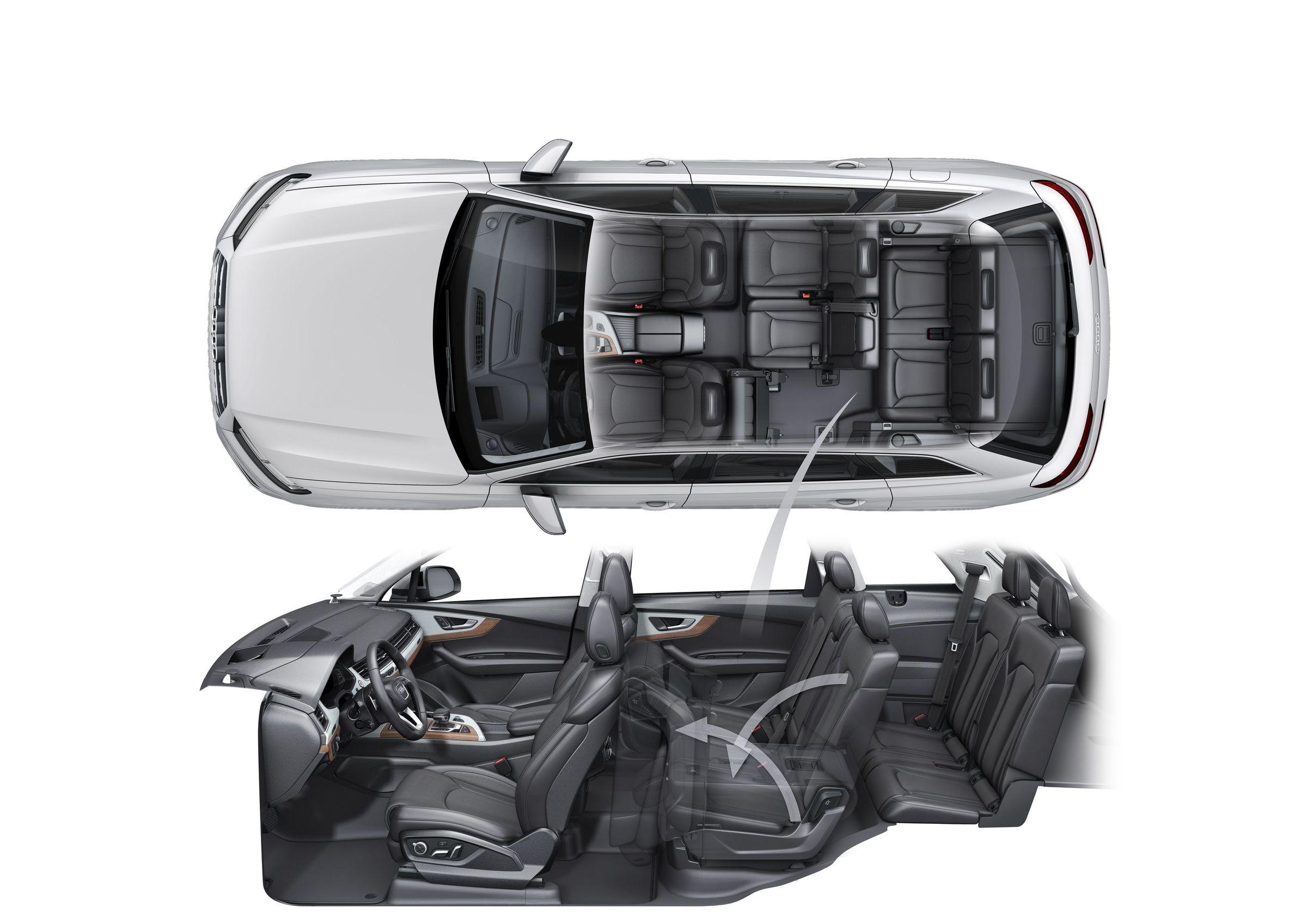 Das Interieur | Audi MediaCenter