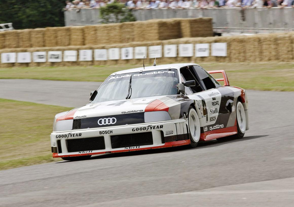 Audi 90 quattro IMSA GTO, Baujahr 1989