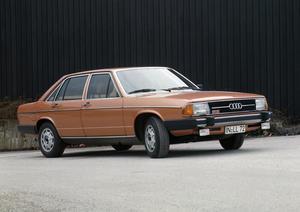 Audi 100 GLS 5E (C2), model year 1979