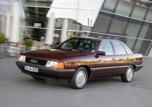 Audi 100 TDI (C3), Baujahr 1990