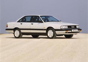 Audi 200 quattro 20V (C3), model year 1990