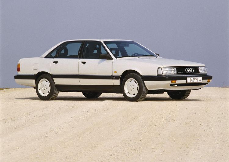Audi 200 quattro 20V (C3), Baujahr 1990