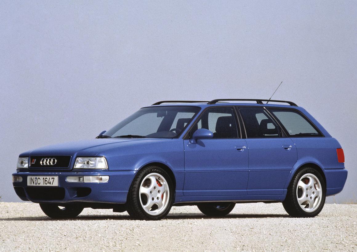 Audi Avant RS 2 (B4), Baujahr 1994