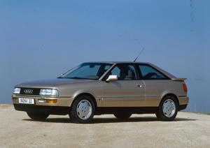Audi Coupé 2.3E (B3) 1984