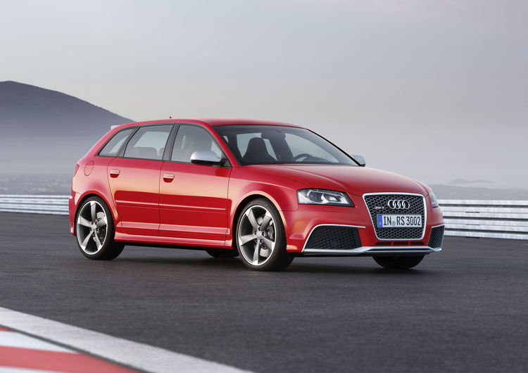Audi RS 3 Sportback, Baujahr 2011