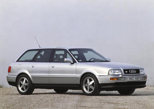 Audi S2 Avant (B4), model year 1992