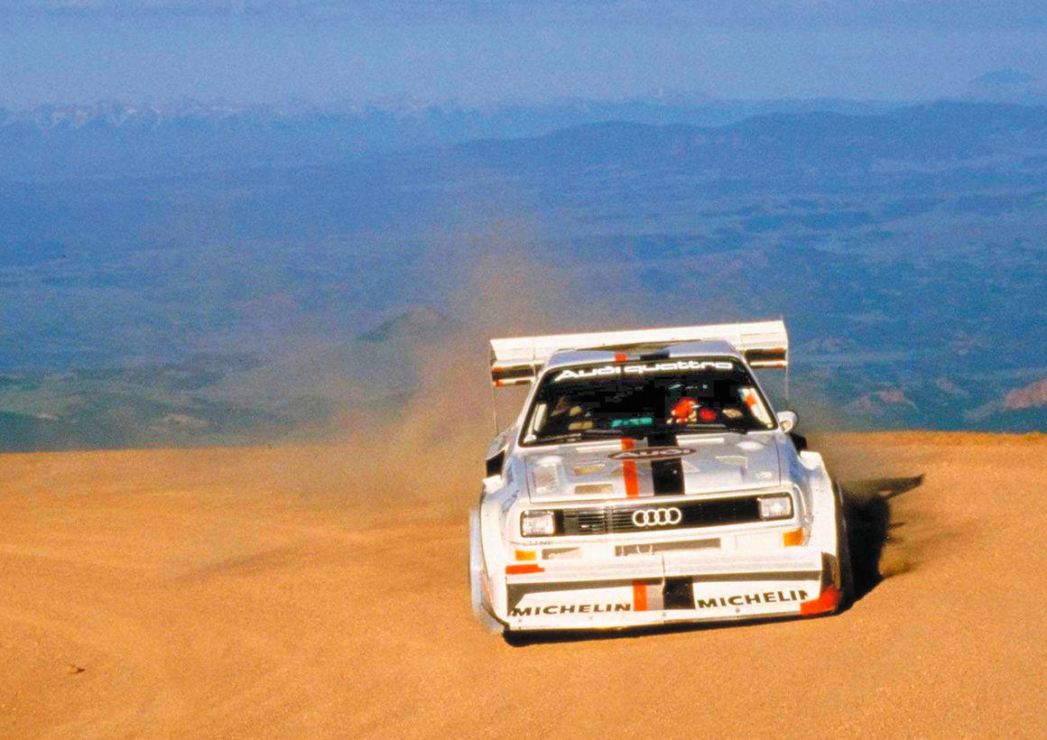 Audi Sport quattro S1 (E2), Baujahr 1987