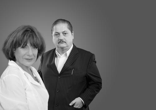Die Geheimnisse der Agatha Christie: Hannelore Hoger und Jürgen Tarrach im Audi Forum Neckarsulm