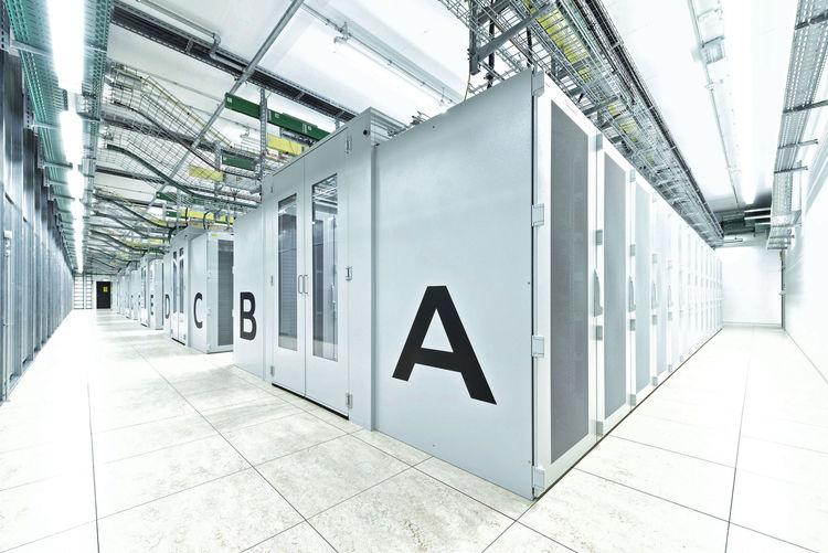 Neues Audi-Rechenzentrum am Netz