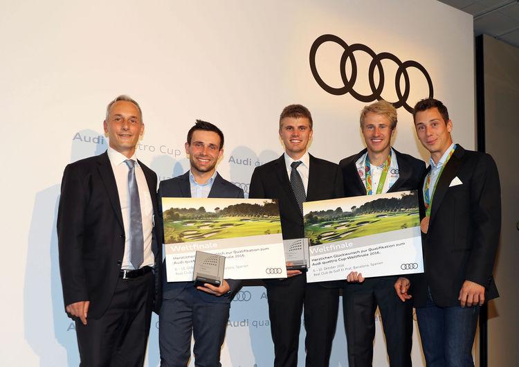 Audi quattro Cup 2016