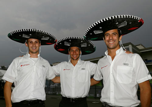 WEC Mexico 2016