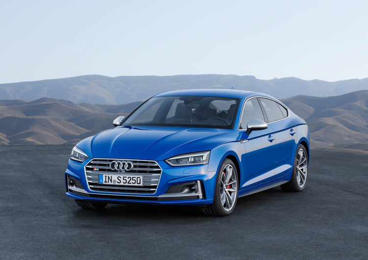 the new audi a5 and s5 sportback - design meets functionality | audi