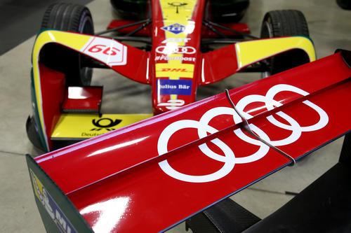 FIA Formel E, Testfahrten Donington