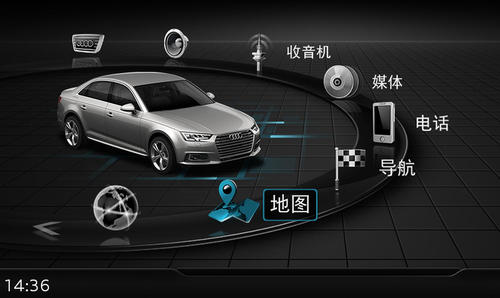 Audi strengthens partnerships with Chinese tech giants