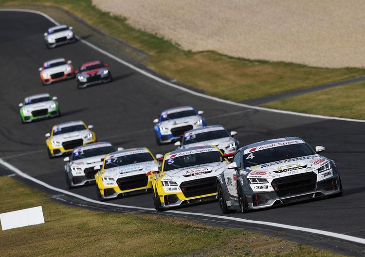 Audi Sport TT Cup, Nürburgring 2016