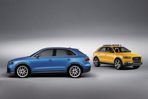 Audi RS Q3 concept / Audi Q3 jinlong yufeng