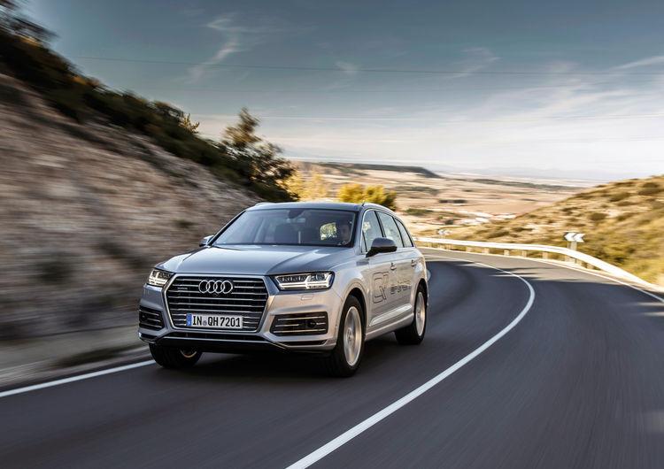 Audi setzt weltweites Wachstum im August fort