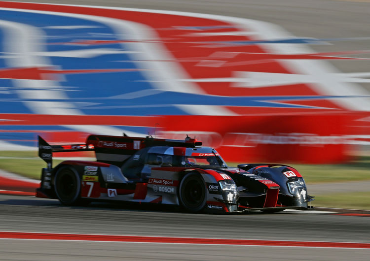 Audi takes front row at COTA  World Endurance Championship
