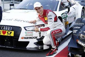 Audi-Piloten zeitgleich in Startreihe zwei