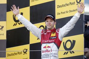 Audi-Pilot Ekström glänzt mit Aufholjagd