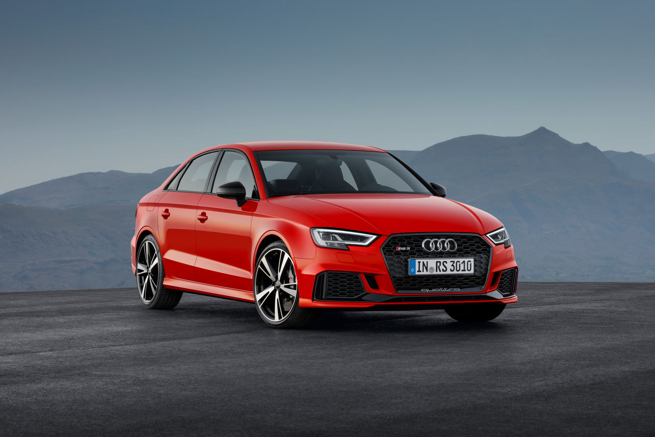 Audi Rs 3 Sedan 2017 Audi Mediacenter