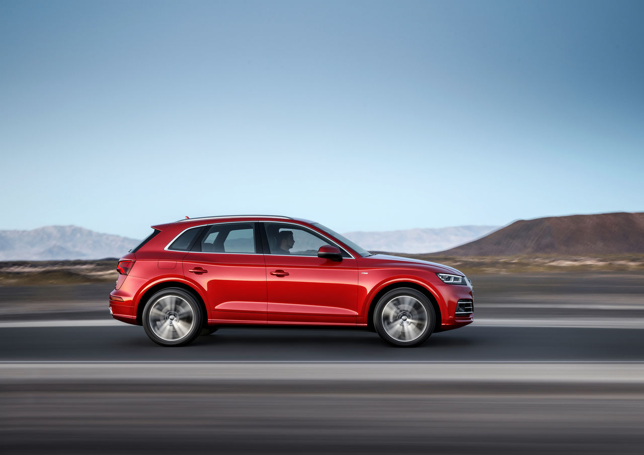 AUDI AG in September: Sales continue to rise in North America and China