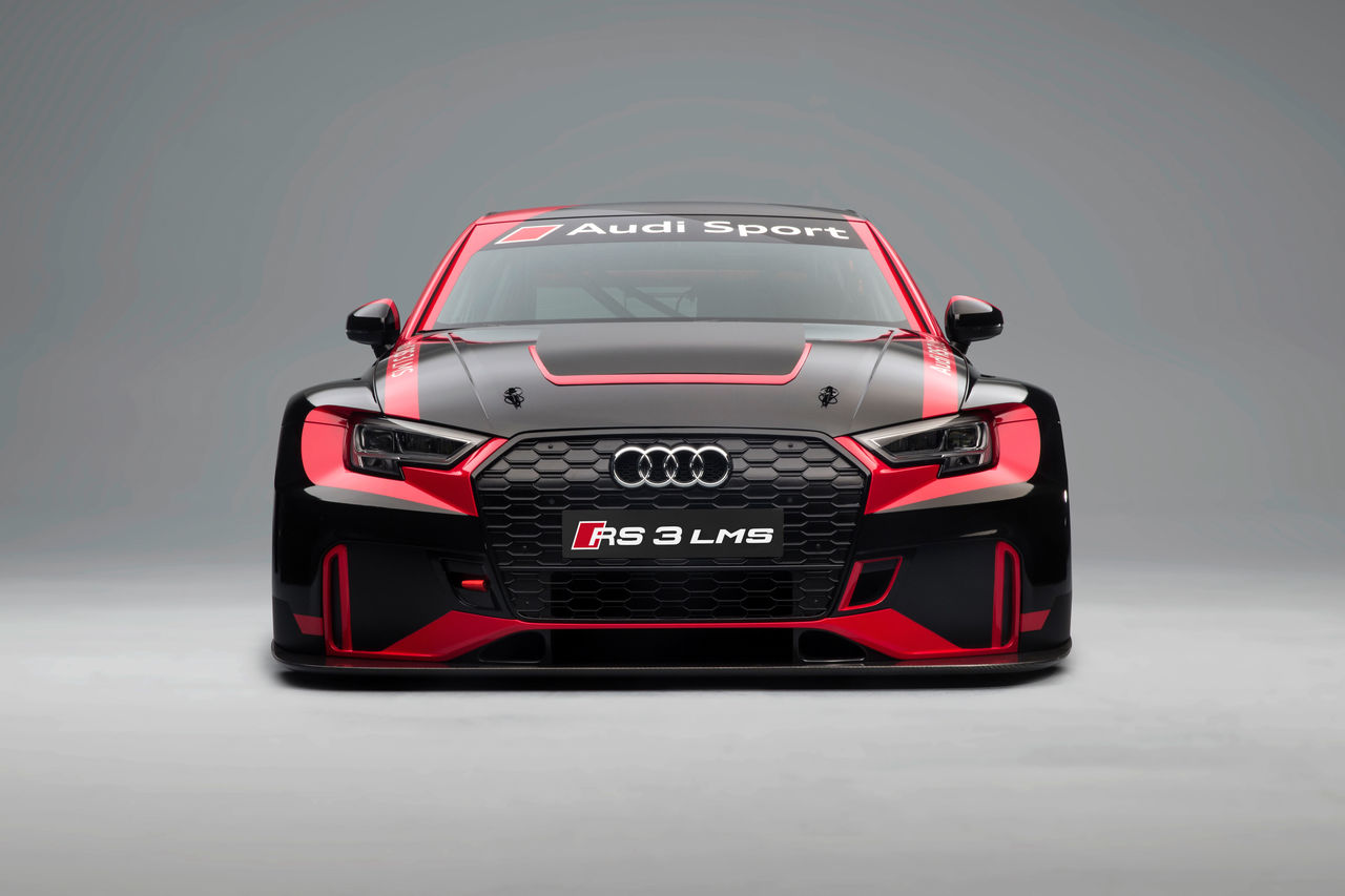 Audi Sport Develops Racing Version Of The Audi Rs 3 Audi Mediacenter