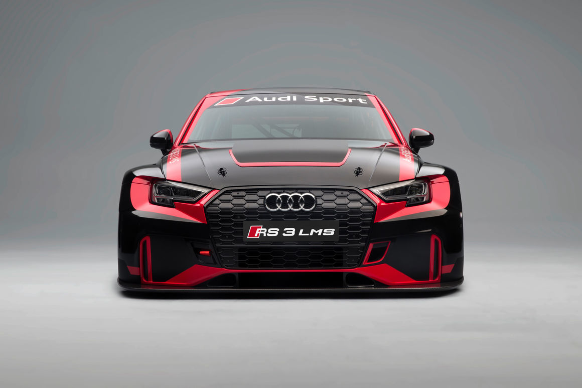 Audi Sport Develops Racing Version Of The Audi RS Audi MediaCenter - Audi rs
