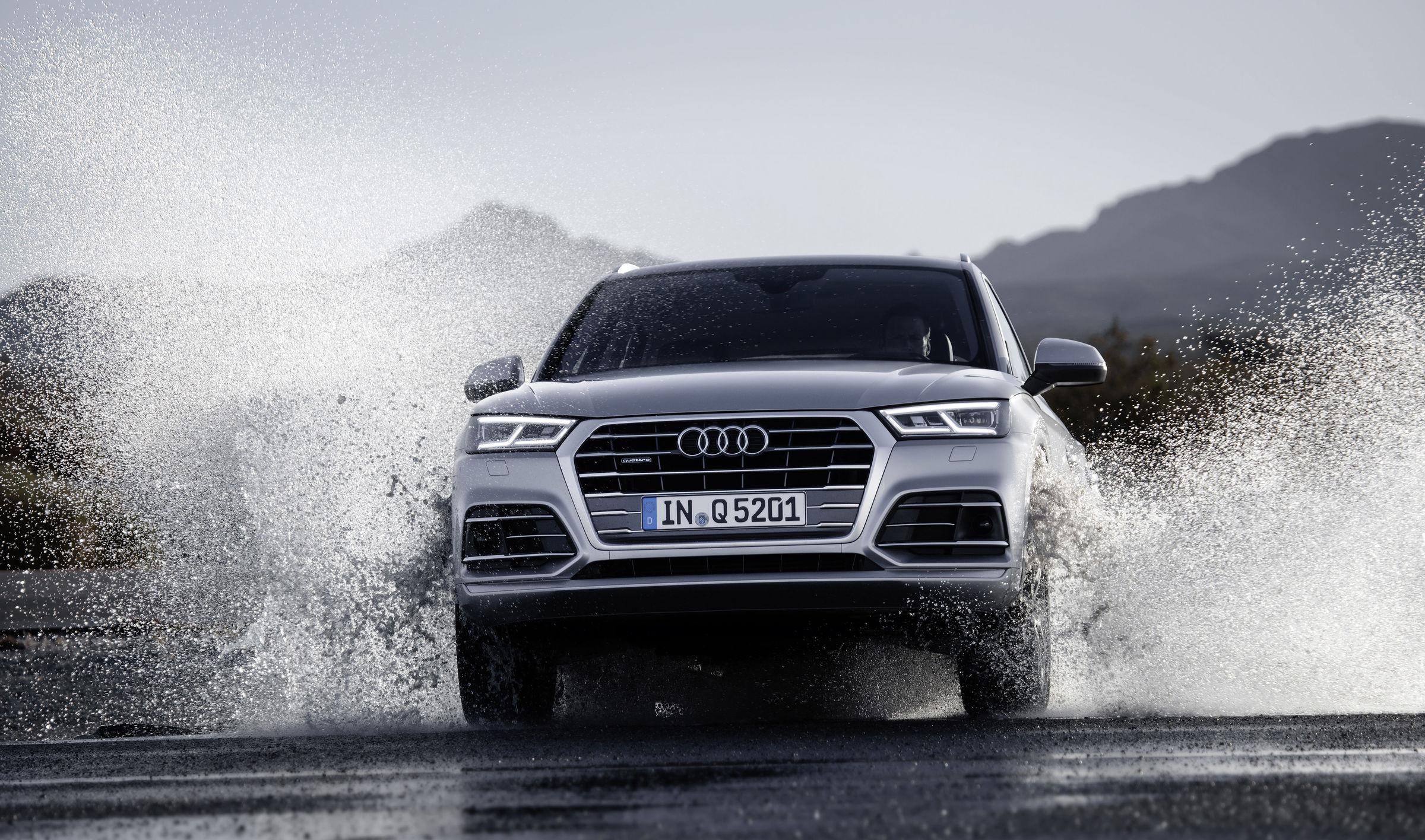 Audi Q5 #Qriosity