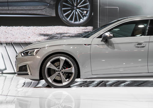 Der neue Audi S5 Sportback, Paris Motor Show 2016