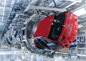 Lean Award for Audi's Neckarsulm plant