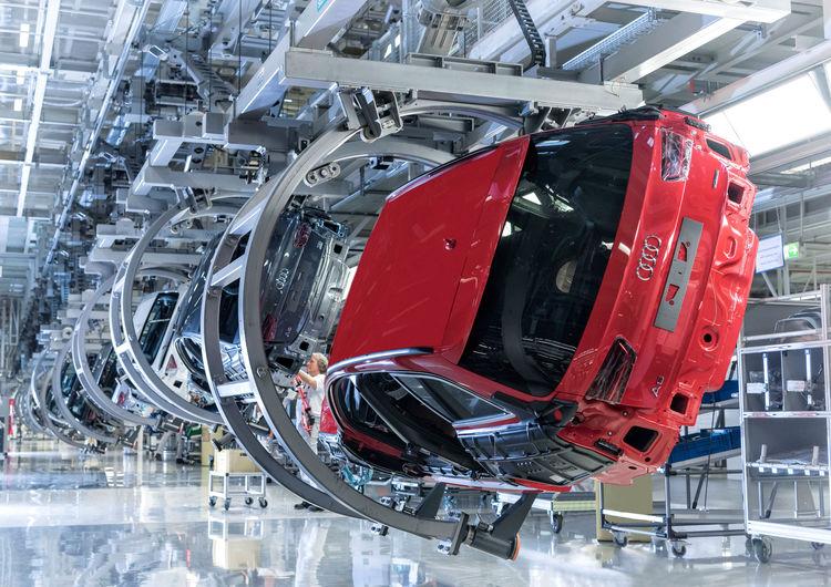 Lean Award for Audi's Neckarsulm plant