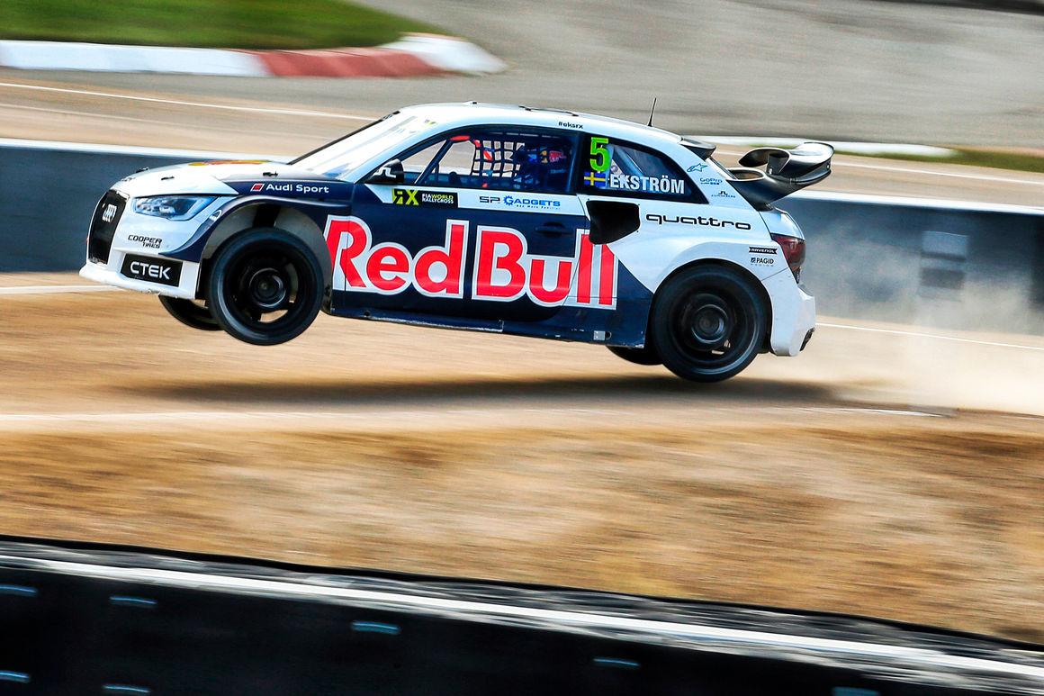FIA-Rallycross-WM Riga