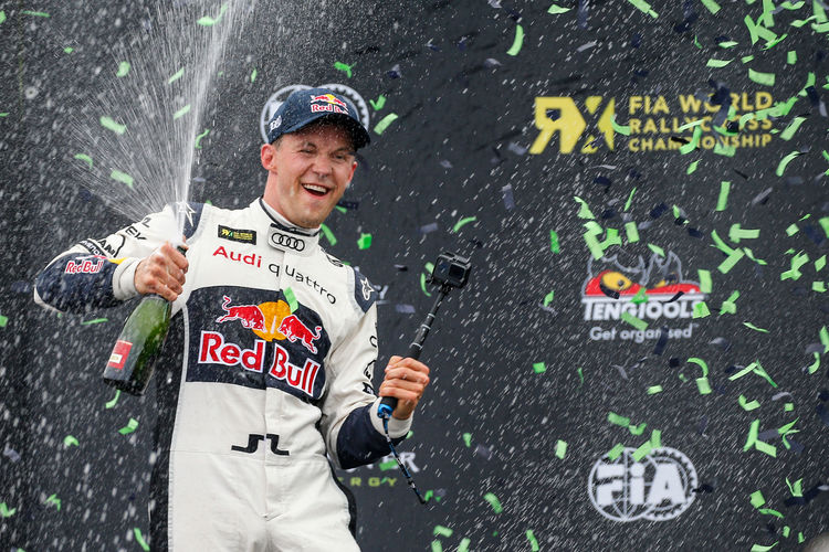 FIA World Rallycross Championship Riga