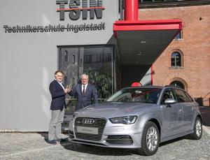 Hochvolt-Experte dank Audi A3 Sportback e-tron