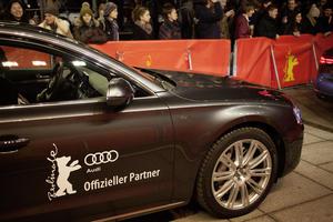 Audi auf der Berlinale
