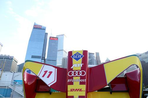FIA Formula E 2016/2017, Hongkong