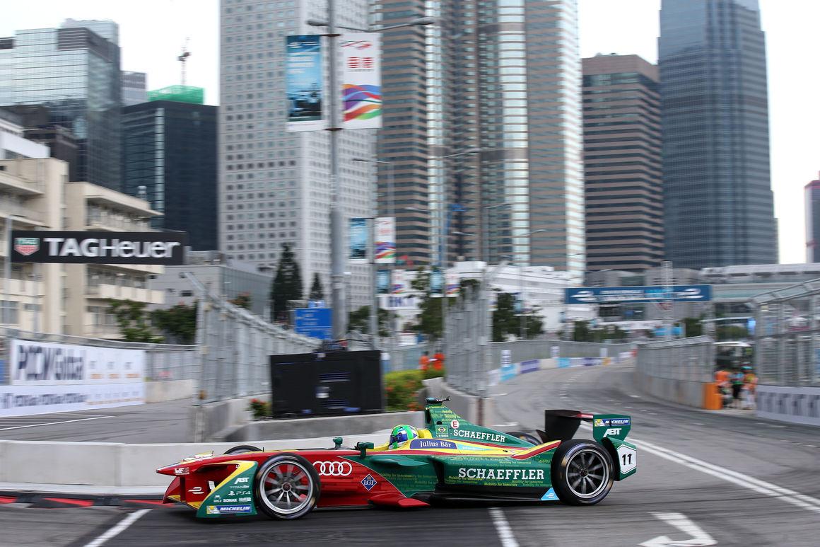 FIA Formel E 2016/2017, Hongkong