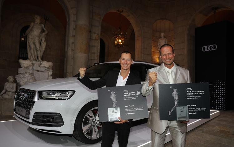 Audi quattro Cup World Final 2016