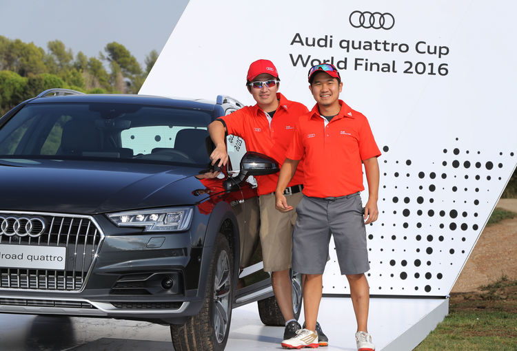 Audi quattro Cup World Final 2016