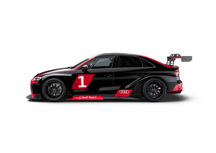 Audi RS 3 LMS 360 Grad