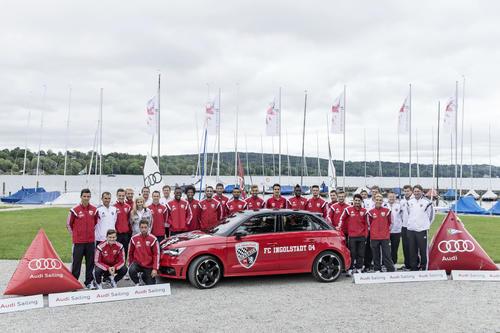Ungewöhnlicher Trainingstag in der Saisonvorbereitung des FC Ingolstadt 04